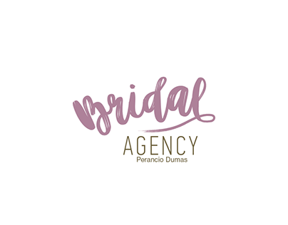 Logo for Bridal agency