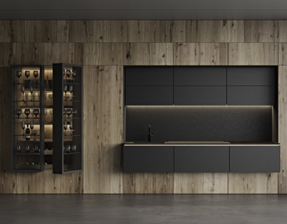 Kitchen_ELIOHOME_Carbon
