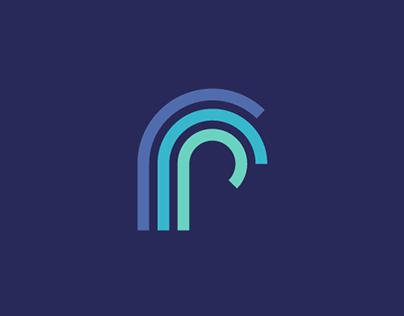 Paperwave logo design