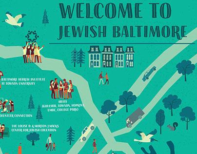 Welcome to Jewish Baltimore