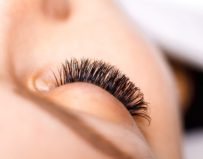 How to care for eyelashes after extension