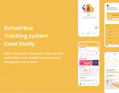 School Bus Tracking System - Case Study