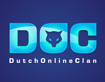DUTCH Online Clan -Gaming Clan Logo