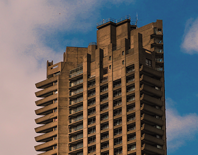 Barbican - The Beauty in Decay