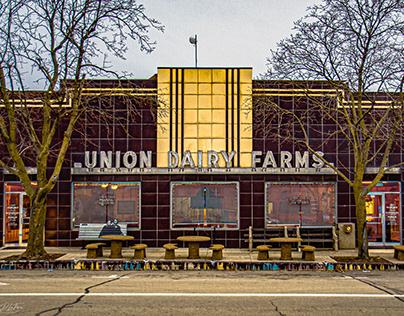 """""""Union Dairy Farms"""" (2020)"""