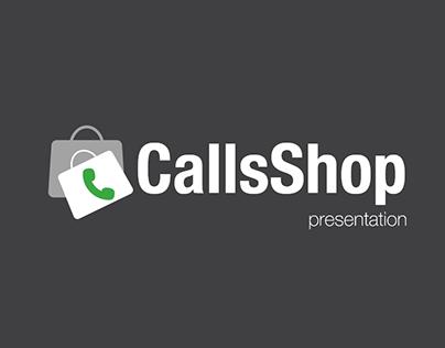 СallsShop Presentation