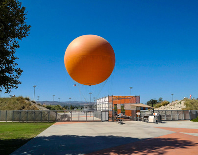 Balloon Ride/ Orange County, Ca
