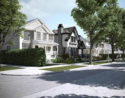 Craftsman House vancouver CA.