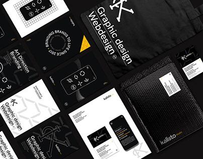 Kalisto Studio, Personal Branding & website