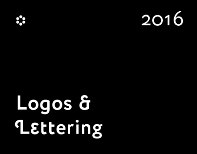 Logo&Lettering 2016