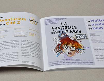 Catalogue Festival OFF - Avignon