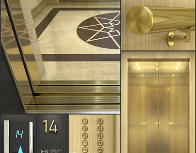 Beautiful Elevator