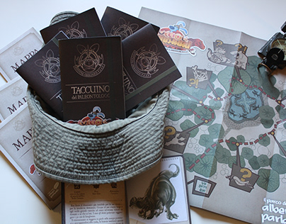 Il Taccuino del Paleontologo Paleontologist's Notebook