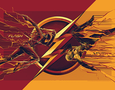 Mondo / The Flash SDCC