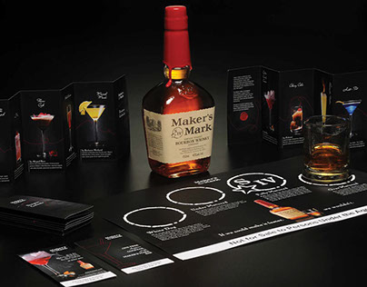 MAKER'S MARK - Sales Collateral