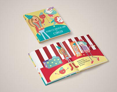 Cuento infantil ilustrado - Illustrated children's book