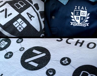 Zeal Logo Refresh & Print Designs (2014-2015)