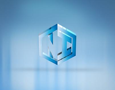 Modern Flat Minimalist Logo Design
