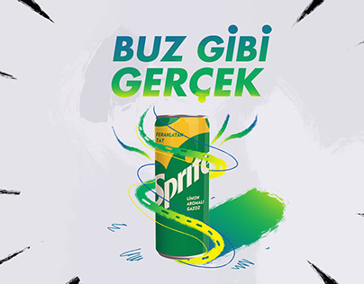 Sprite 'Ice-Cold Truth' 2020 Project