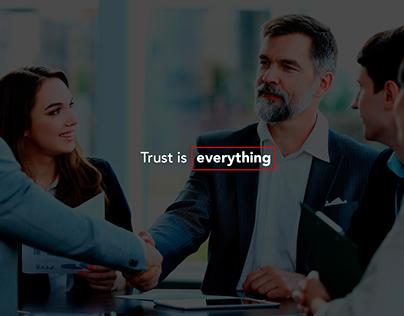 Danke - Trust is everything