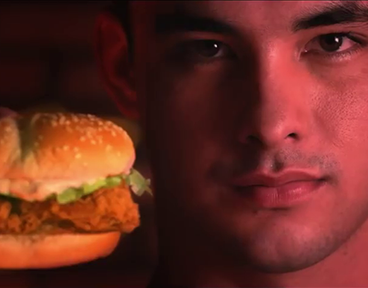 McDonald's「McSpicy. Made with Intensity.」