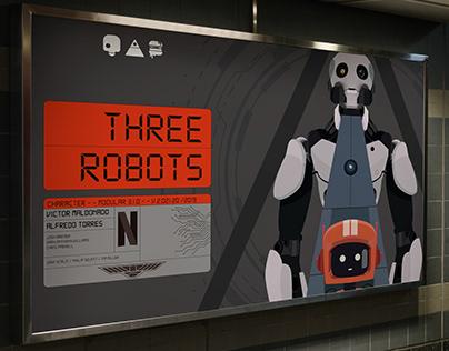 Love, Death + Robots Posters - Part 1