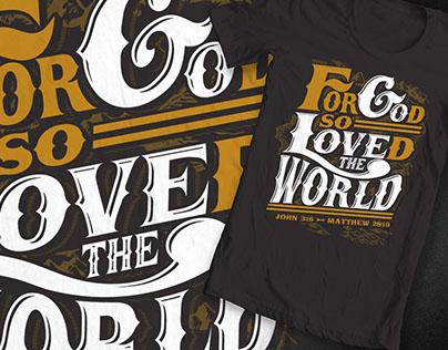 Go Love the World