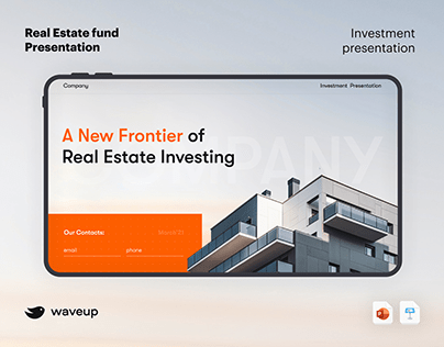 Real Estate Pitch Deck