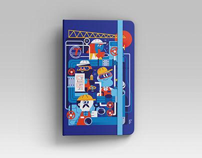 Sketchbook Toniolo