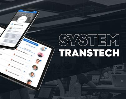 Личный кабинет System Transtech