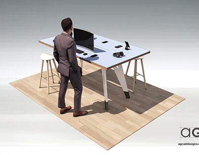 Custom Display Environment designer