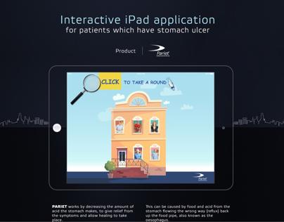 Pariet® iPad App