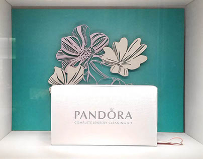 Pandora Jewelry Kit - Packaging