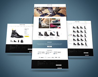 E-commerce shoes