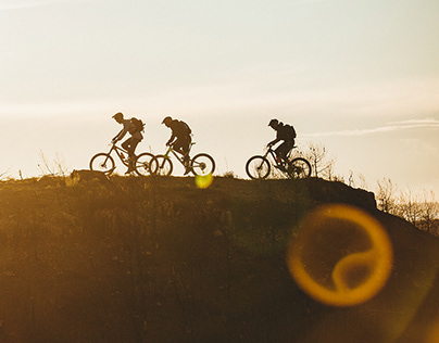 all about MTB control and grip