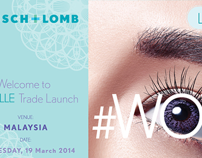 Bausch + Lomb: Lacelle Launching