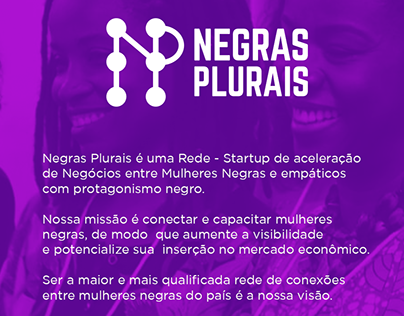 Startup Negras Plurais