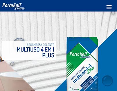 Desenvolvimento de site Portokoll® Prátika