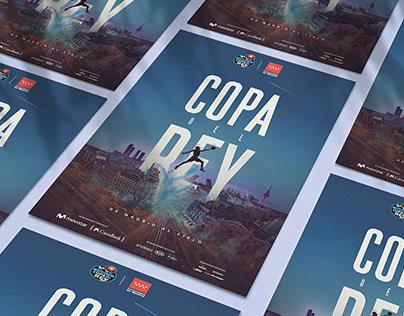 Copa del Rey 2019   Branding & Merchandising