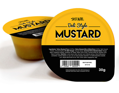 Condiment Packaging Concept