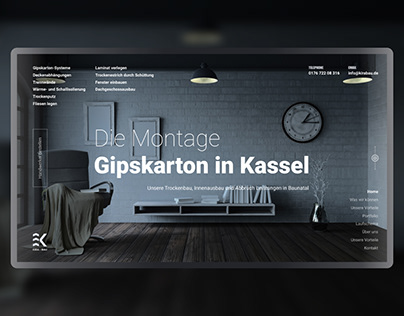 Kira-bau web-site