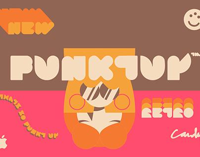 FUNKTUP™ typeface *BUY*