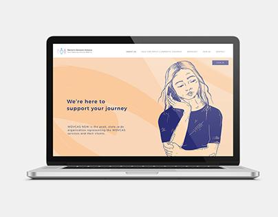 Women's Domestic Violence Court Advocacy NSW Website