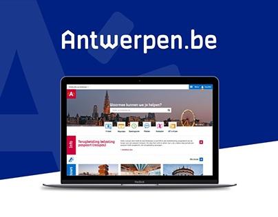 Antwerpen.be