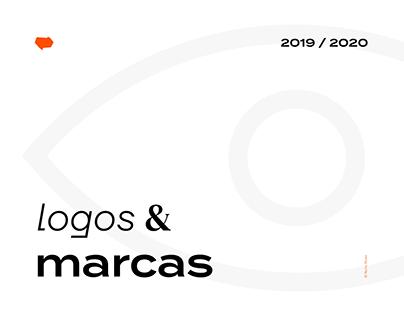 logos & marcas 2019/2020