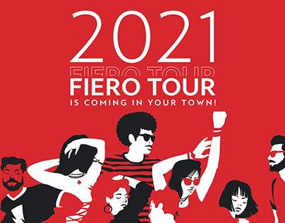 Martini Fiero Tour 2021