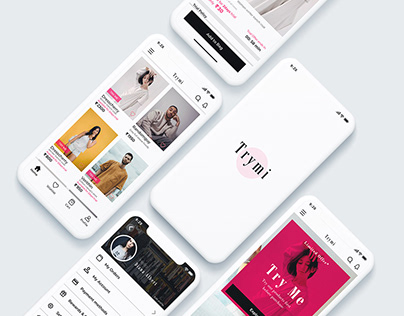 E-Commerce Fashion App - Design Task