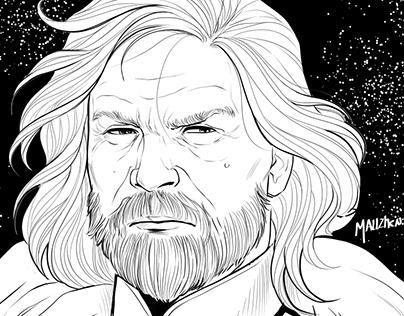 Old man Skywalker
