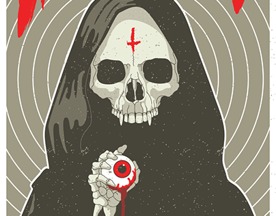Reaper Gig Poster Concept