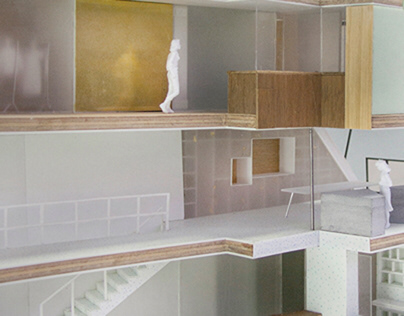 Picardy - model for NU architectuuratelier